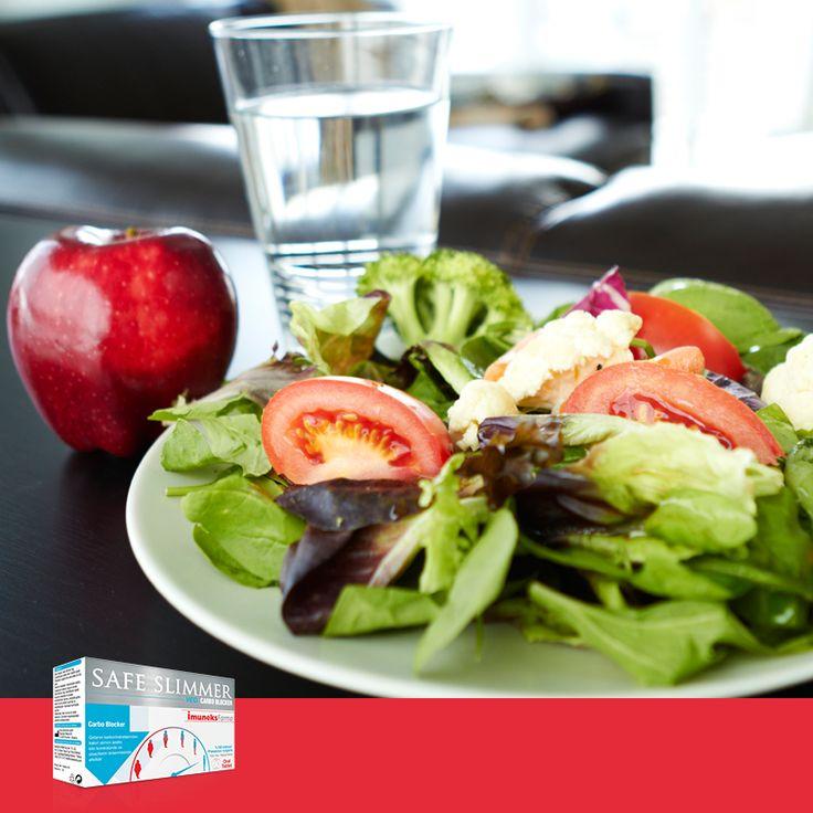 İyi bir #kahvaltı yaptıysanız, #öğlen yemeğinde 200 #kalori ile de doyabilirsiniz.