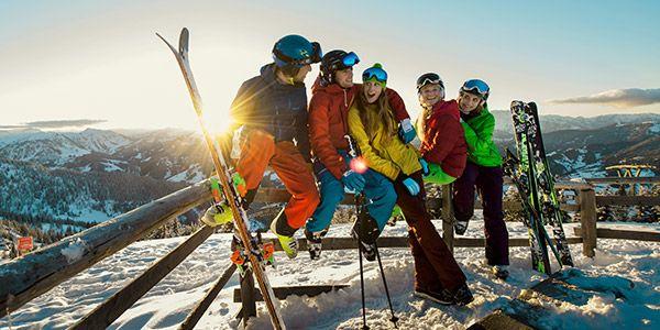 Genießen Sie die letzten Sonnenstrahlen am Berg - DIE BERGQUELLE *** © www.bergquelle-flachau.at