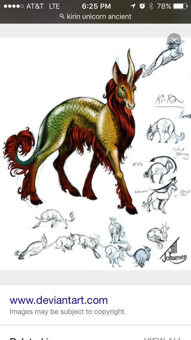 Мифические существа названия с картинками