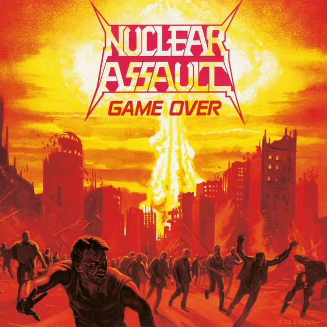"Nuclear Assault, ""Brain Death"" 