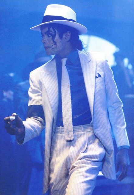 Smooth Criminal..love this song!!! <3 The music video is kinda weird though.