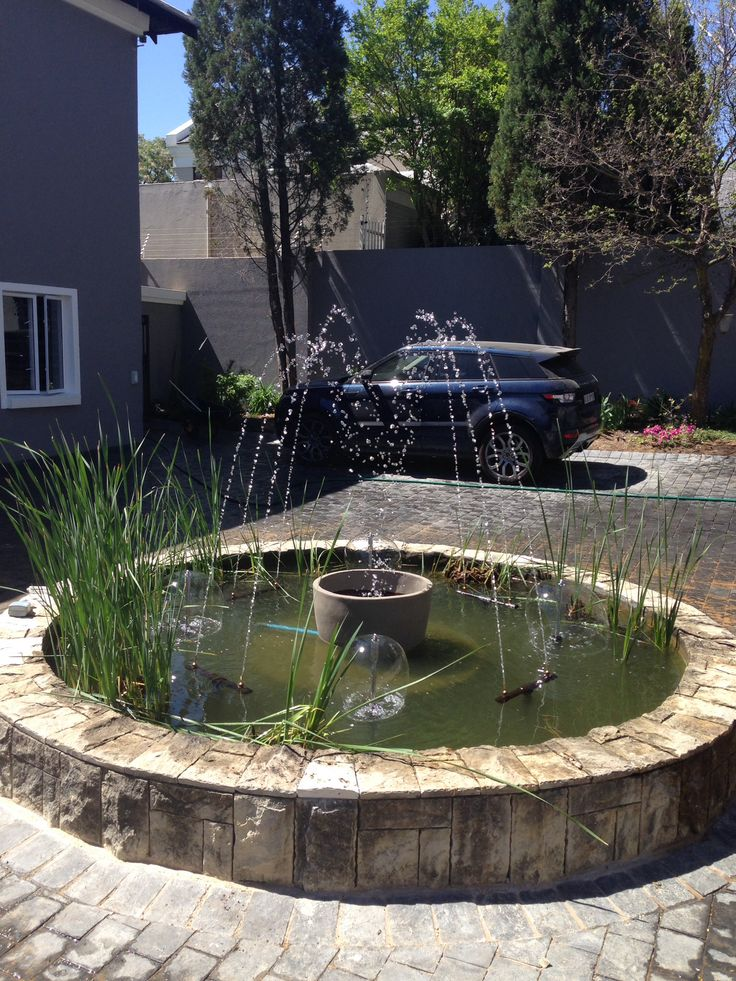 Charmant Stunning Water Feature We Designed And Installed. We Love Happy Customers!