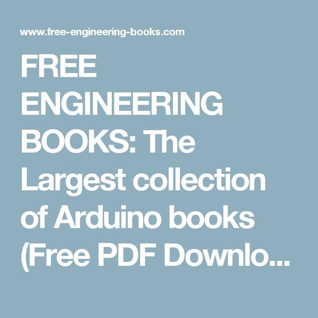 Best ideas about arduino books on pinterest