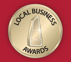Finalist in Local Business Awards 2009, 2010, 2011, 2012, 2013 and 2014