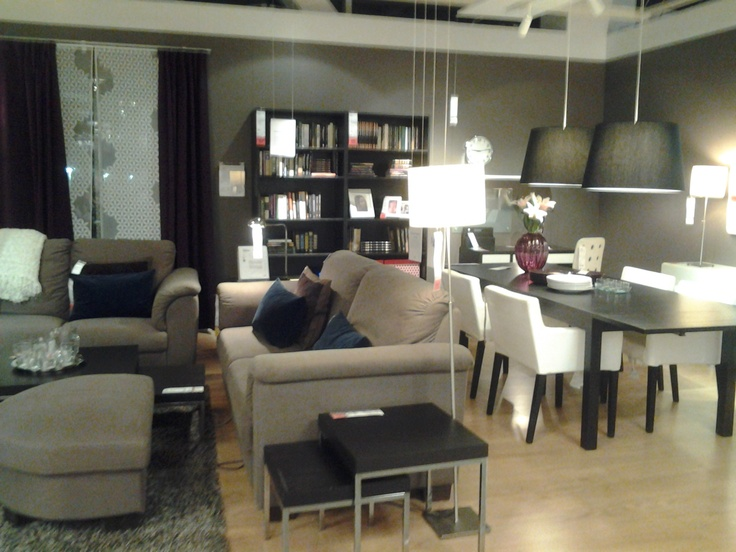 426 Best Homeideas Images On Pinterest  Architecture Live And Home Gorgeous Ikea Living Dining Room Inspiration Design