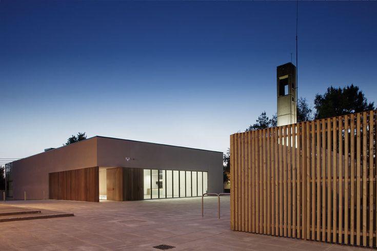 Ballyroan Parish Centre / Box Architecture,© Paul Tierney