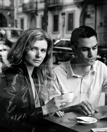 Beatrice Trussardi e Massimiliano Gioni