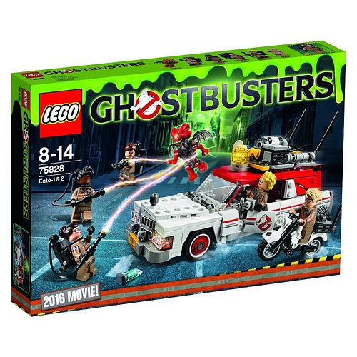 Killer New Ghostbusters Lego Set Revealed