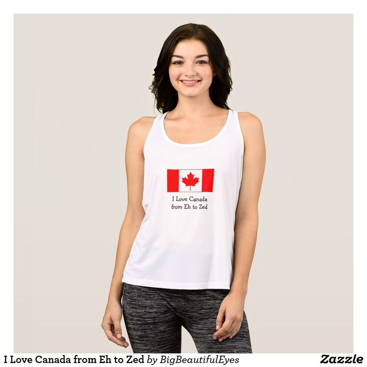 I Love Canada from Eh to Zed