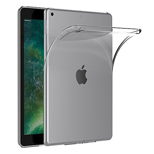Coque iPad 9.7 2017, AICEK Transparente Silicone Coque pour iPad 9.7 2017 Housse iPad 2017 (9,7 Pouces) Silicone Etui Case #Coque #iPad #AICEK #Transparente #Silicone #pour #Housse #Pouces) #Etui #Case