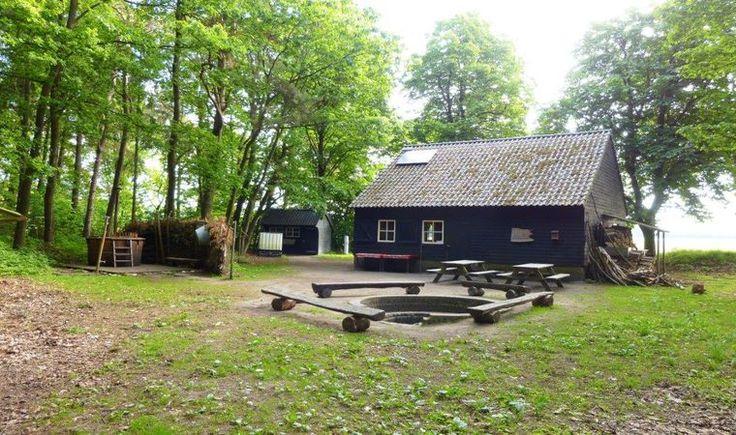 Noord Brabant - terug naar de basis met knapperend haardvuur en koken in de heksenketel (2-10 pers).