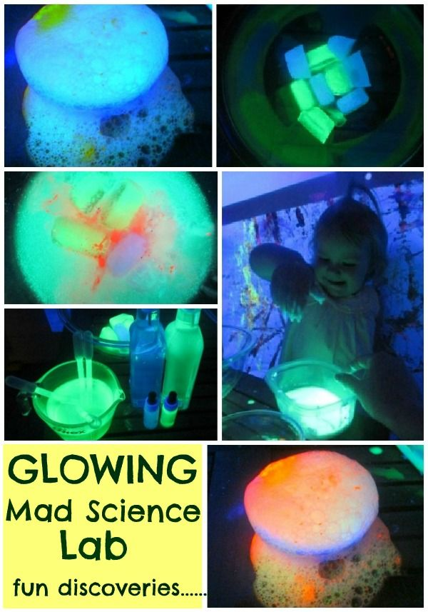 Mad Science Lab- Fun Science Exploration