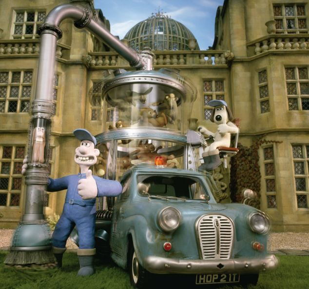 Pest Control In Boutte Mail: 180 Best Images About Wallace And Gromit On Pinterest