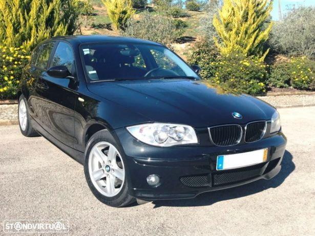 BMW 120 d Sport (163cv) (5p) preços usados