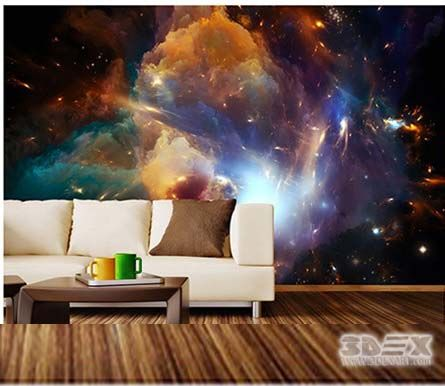 3D wallpaper for walls of modern living room designs  New options and ideas to decorate your interior with 3D wallpaper for home walls, we will help you with our latest 3D wallpaper for living room, bedroom, kitchen and bathroom images