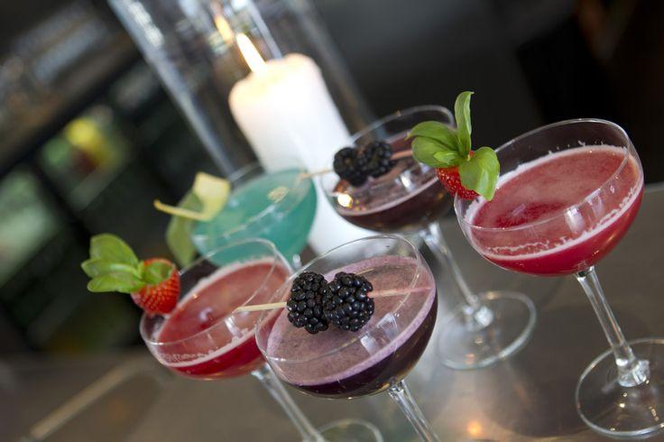 Lækre cocktails og drinks på Comwell Roskilde