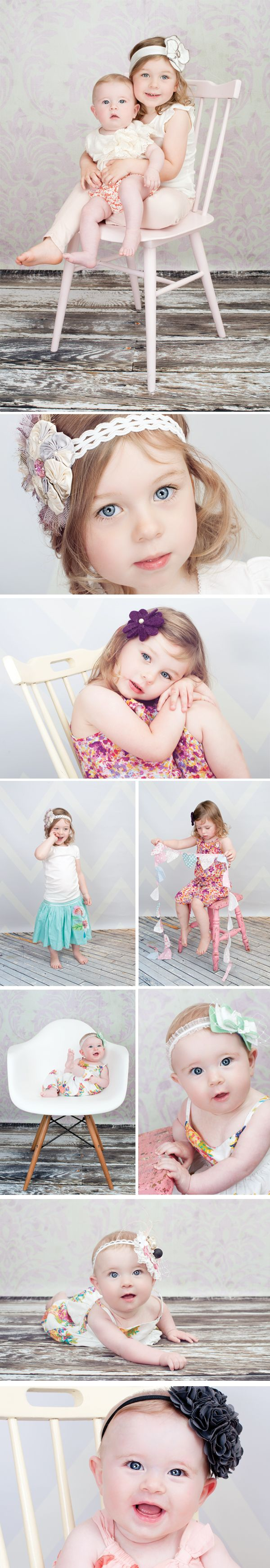We got to photograph these beautiful sisters! Their Mummy won a competition for a Free session in Manchester's Elite Magazine. Lucky her  Big sister Aurla was nearly 3 and Eliza 4 months. They were just wonderful, as the photos most definitely show! We love to photograph older children too for some interaction.
