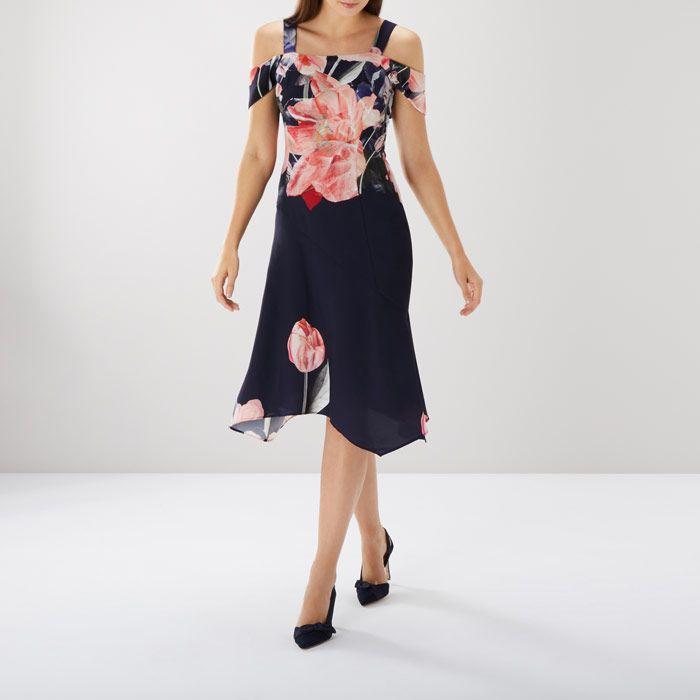 JUSSIEU SOFT SHIFT DRESS