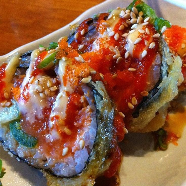 Dynamite Roll - Taki Sushi - Zmenu, The Most Comprehensive Menu With Photos
