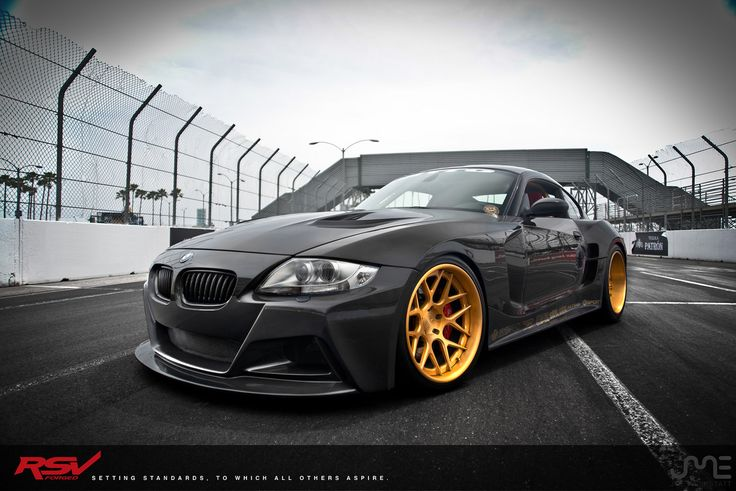 Featured Fitment Bmw Z4 M W Rsv Forged S Bmw Z4 Coupe