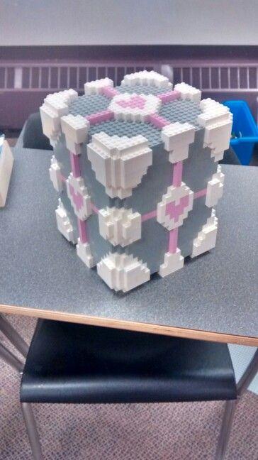 Companion Cube!