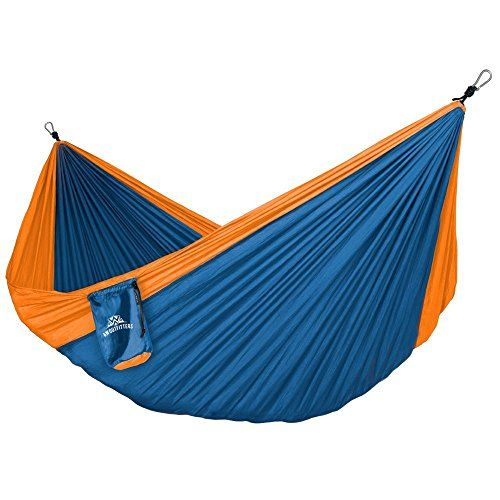 Favorite Camping Gear  | AW Outfitters Parachute Hammock Lightweight Folding Portable Festival Camping Beach Travel Survival Hanging Hammock Top Camping Accessory Best Double Nylon Hammock For Backpacking Hiking YardAW Outfitters Parachute Hammock Lightweight Folding Portable Festival Camping Beach Travel Survival Hanging Hammock Top Camping Accessory Best Double Nylon Hammock For Backpacking Hiking Yard * You can find out more details at the link of the image. Note:It is Affiliate Link to…