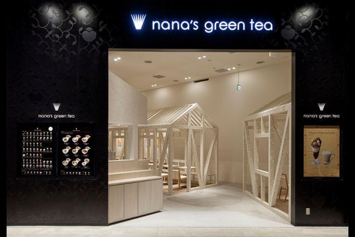 nana's green tea 広島トランヴェールビルディング店 | オフィスデザイン、店舗デザイン事例 みんなの仕事場