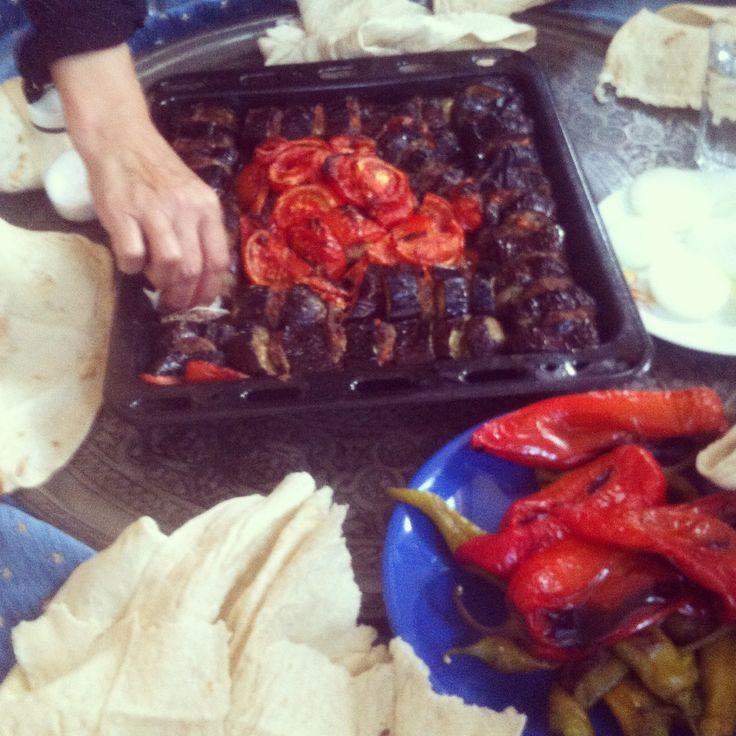 Tepsi Kebab - my favourite Kurdish dish