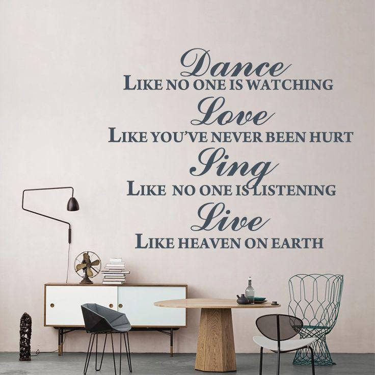 Live like Heaven on Earth...