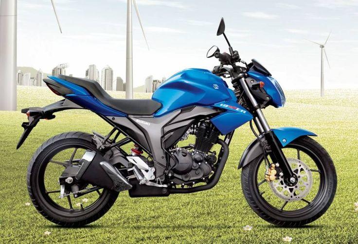 Suzuki Gixxer Unveiled In India | Fly-Wheel