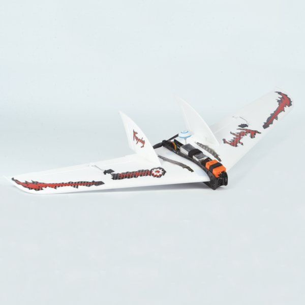 Eachine Fury Wing 1030mm Wingspan Carbon Fiber EPO FPV Racer Flying Wing RC Airplane KIT Pre-order for 30-6, Euro 58,75
