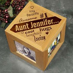 July 26th is Aunt and Uncle's Day