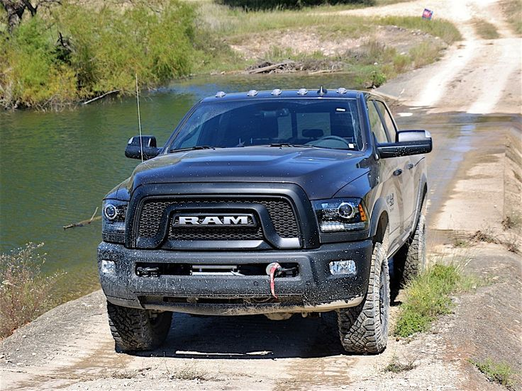 Review: 2017 Ram 2500 Power Wagon