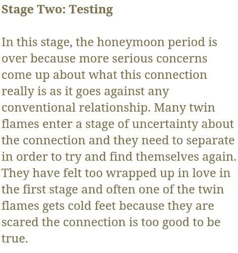 7 stages of a twin flame relationship