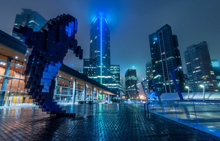 """""""Digital Orca"""" and Vancouver"""