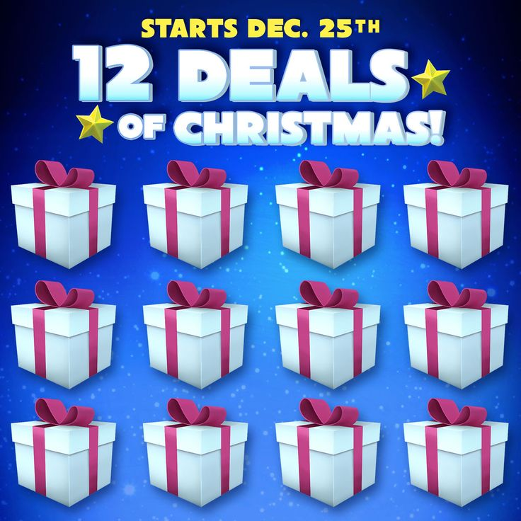 12 deals of Christmas! | Hungry Shark Evolution | Pinterest ...