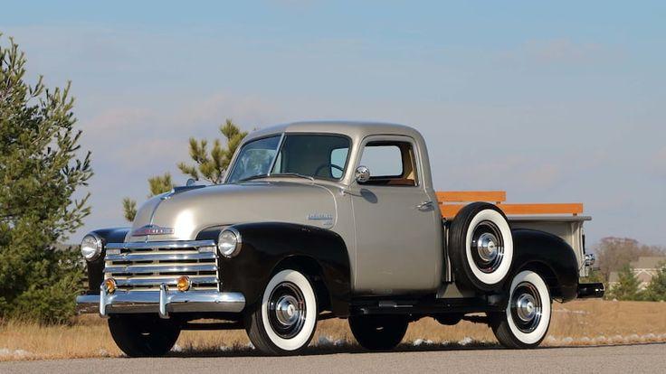 1950 Chevrolet 3100 Pickup - 1