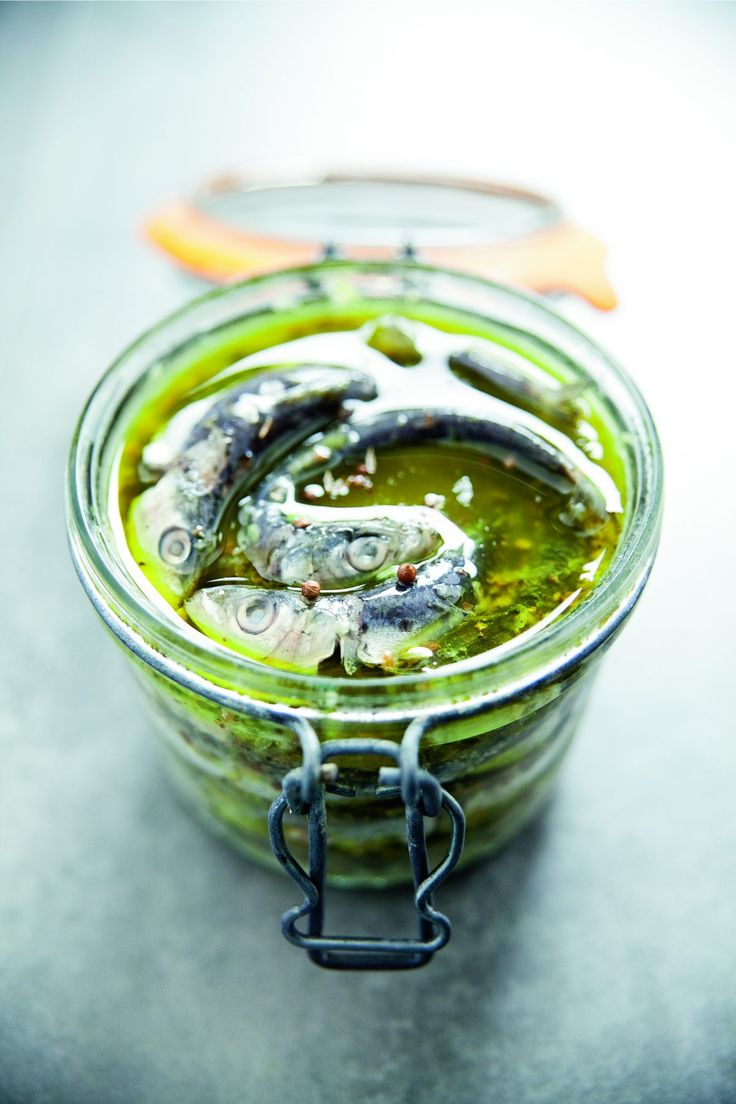 Recette de sardines marinées au citron par Alain Ducasse