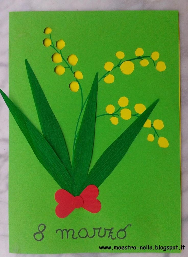 maestra Nella: 8 marzo - Festa della DONNA
