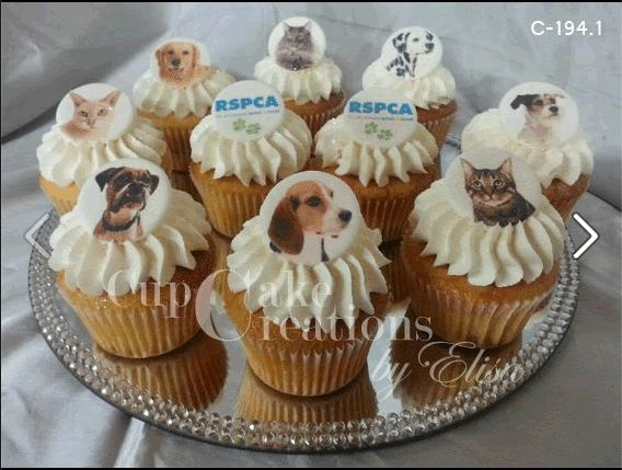 """CUPCAKES AND CAKES BY ELISA- """"ELISA'S CREATIONS""""- NSW"""
