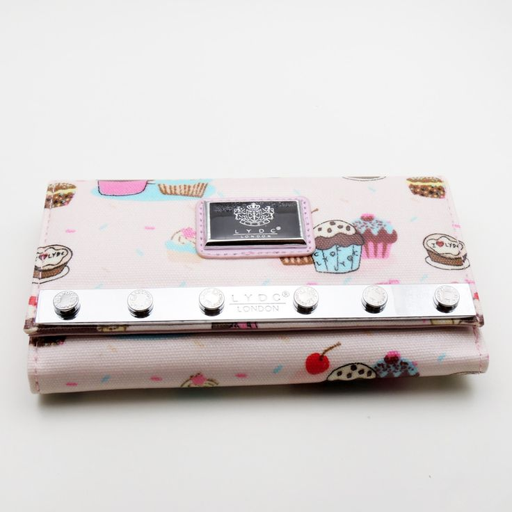 Pink cupcake print purse £9.95 x