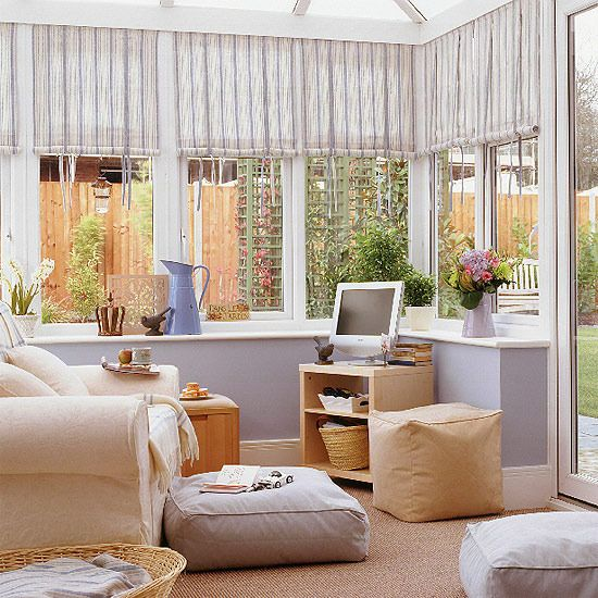New Home Interior Design: Conservatories …