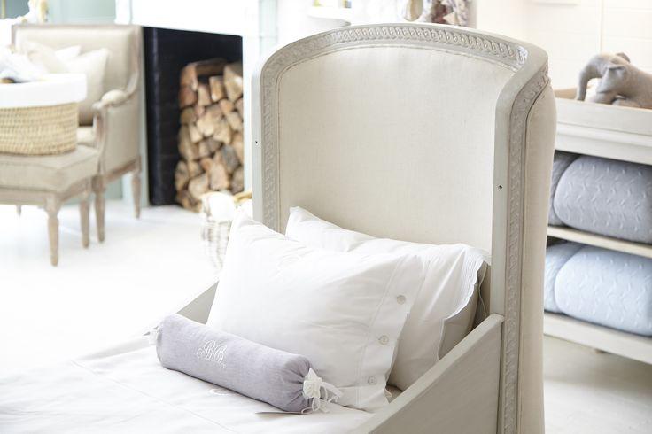 Piccoli & Co. finest Belgium bed linen for cots