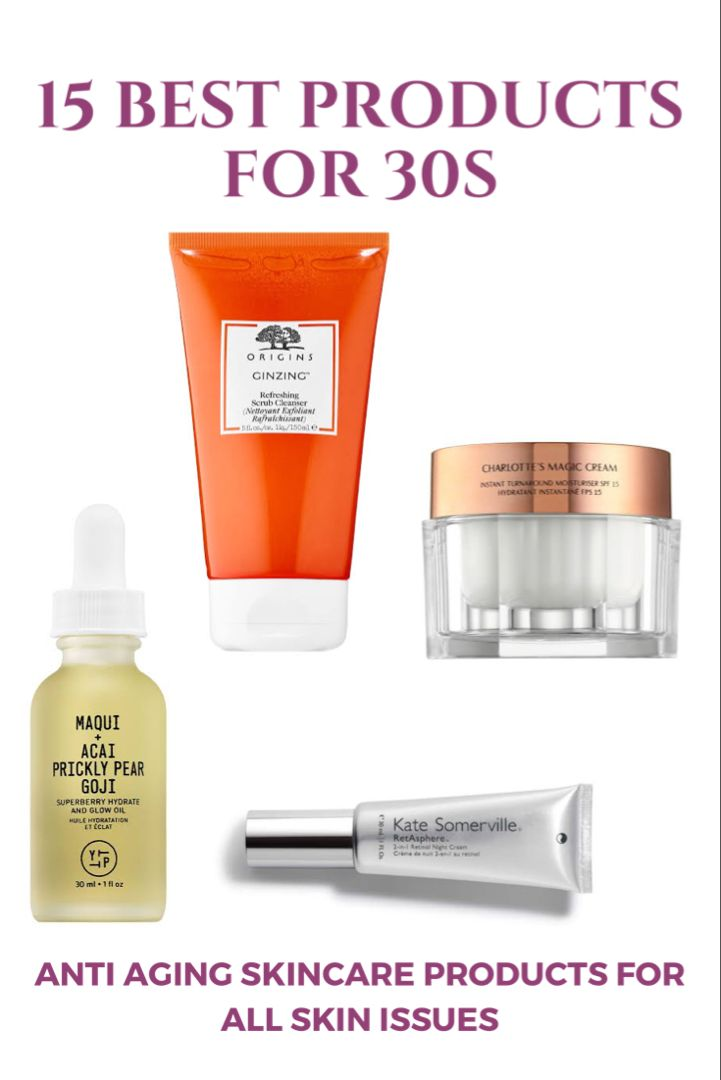 15 Best Skincare Products For 30s Anti Aging For Aging Skin Facial Oil Serum Best Skincare Products Skin Care