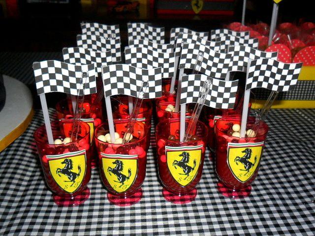 55 best Ferrari Theme images on Pinterest Birthday party ideas