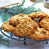Havremakroner, gode og sunne!  Oat macaroons, yummy and healthy!