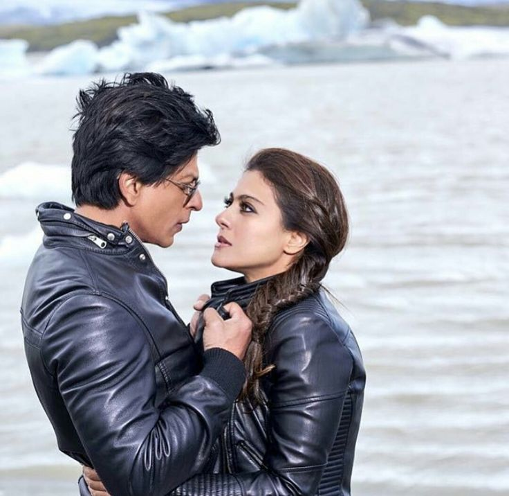 Kajol and Shahrukh in Diwale
