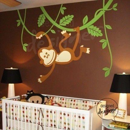 Best 25 Monkey Room Ideas On Pinterest Monkey Baby