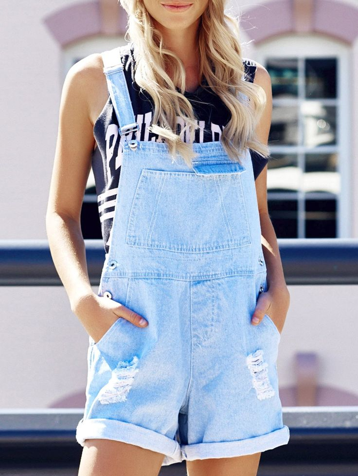 My sister and I want matching overalls and these would be perfect
