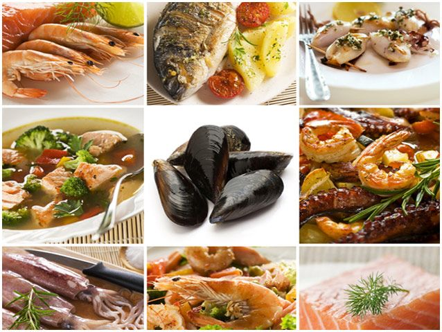 Goa's mouthwatering seafood..